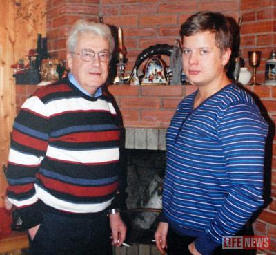 Аллан Чумак всегда гордился своим сыном