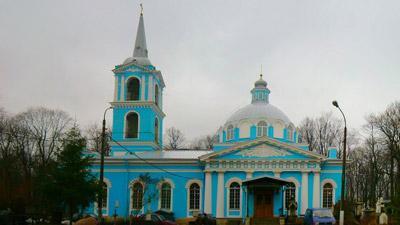 Актрису будут отпевать в церкви Смоленской иконы Божьей Матери