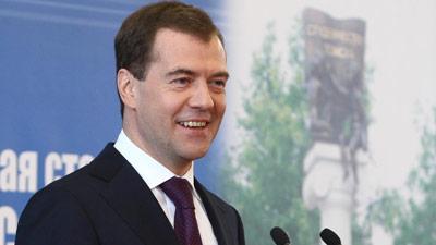 Дмитрий Анатольевич остался доволен общением со студентами