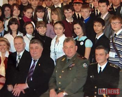 По итогам форума Максима Котельникова пригласили на практику, которую проведут ученые Минобороны