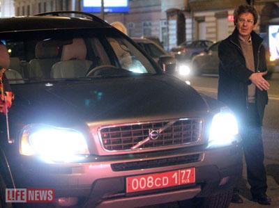 Водитель посла утверждает, что Якубович был пьян