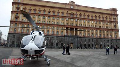 Пострадавших вывозит вертолет
