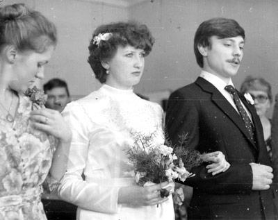 Елена и Сергей поженились еще в студенчестве - более 20 лет назад
