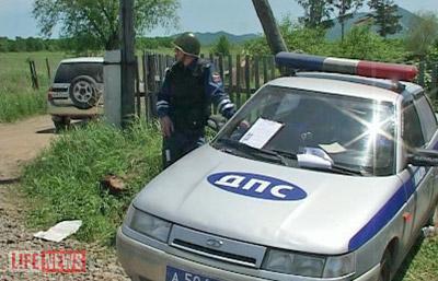 Сотрудники правоохранительных органов работают в усиленном режиме