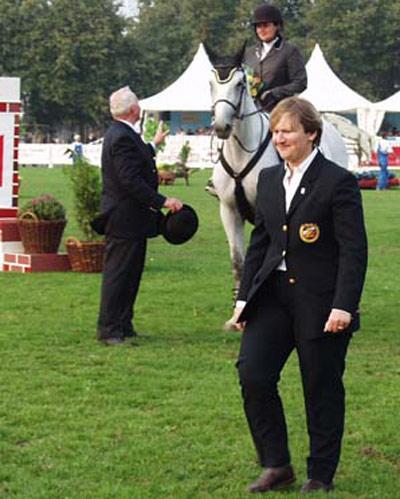 Елена Батурина увлекается лошадьми уже не первый десяток лет