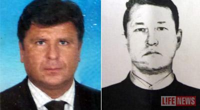 Владимир Иванов (слева) и Виктор Горбунов задержаны при получении взятки