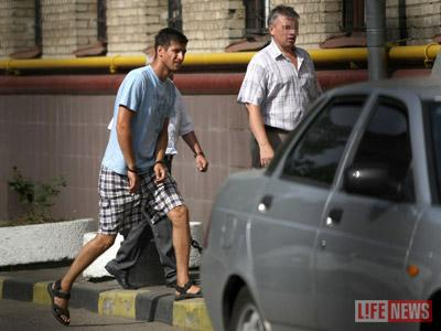 Александр Стрекалов был застигнут врасплох у себя дома