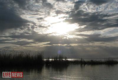 Озеро Чаны полно загадок