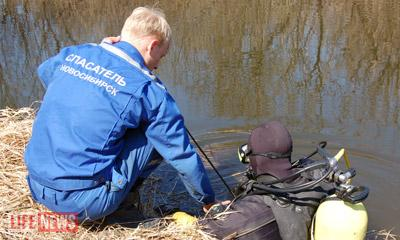 Поиски пропавшего рыбака продолжаются