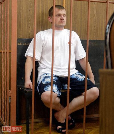 В суде Сибелев был на удивление спокоен