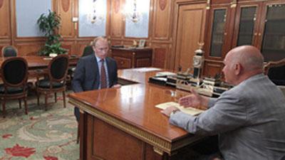 На встрече с премьером Юрий Михайлович не говорил всей правды