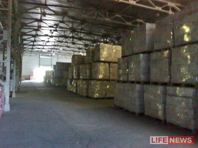 Под Мо�квой из�ма�� 3 млн б���лок левой водки 171liferu