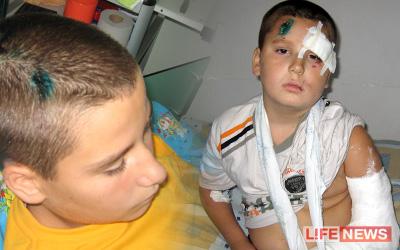 Пострадавшие в ДТП дети приходят в себя в больнице