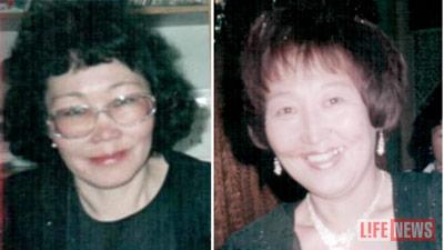 Полина Оржак и Мария Мандан-Хорлуу