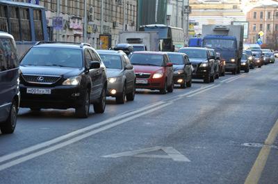 Поправка в закон о автобусных полосах