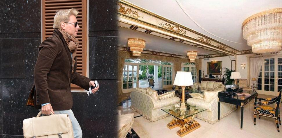 дома и квартиры российских звезд фото молодой девушки