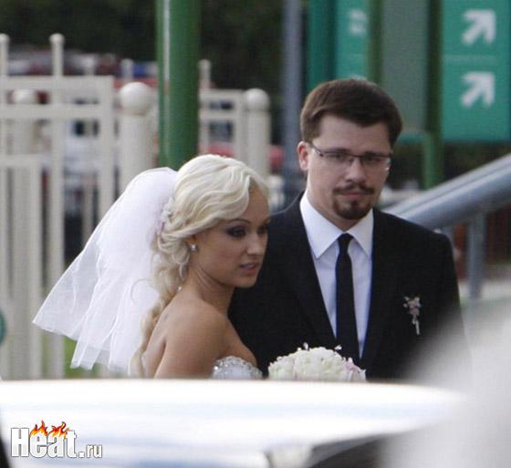 Свадьба Юлии Лещенко и Гарика Харламова в 2010 году