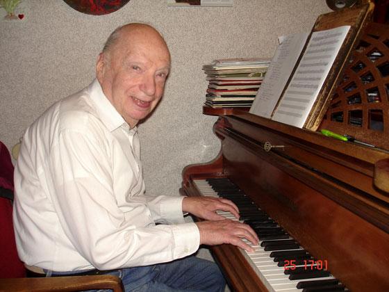 Оскар Борисович не дожил до 92-летия всего две недели
