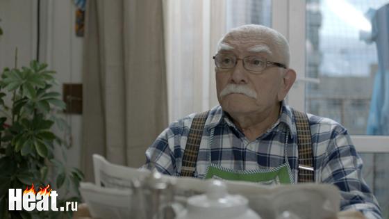 Армен Джигарханян сыграл одного из главных персонажей