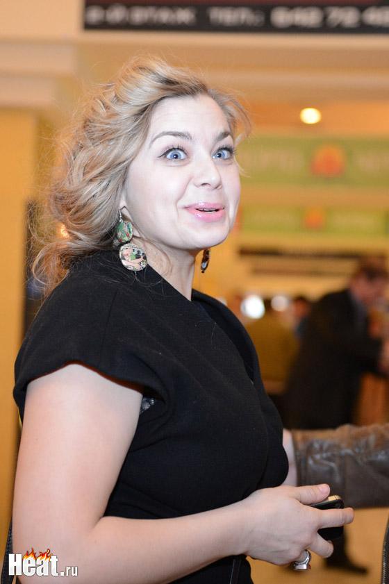 Ирина Пегова так же сыграла в картине небольшую роль