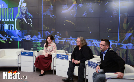 Александр Градский не рекомендует Дине ехать на Евровидение