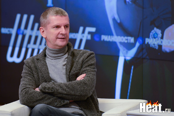 Музыкальный продюсер Первого канала Юрий Аксюта верит в победу Дины Гариповой