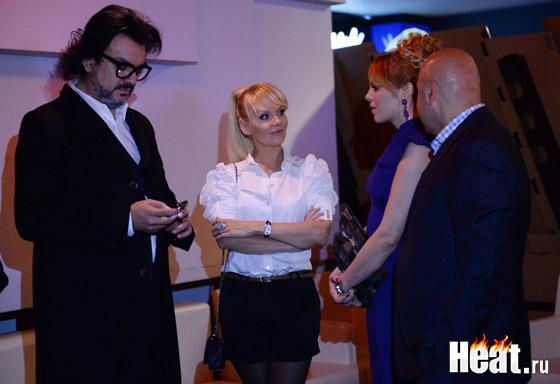 Среди VIP-гостей были Иосиф Пригожин с Валерией и Филипп Киркоров