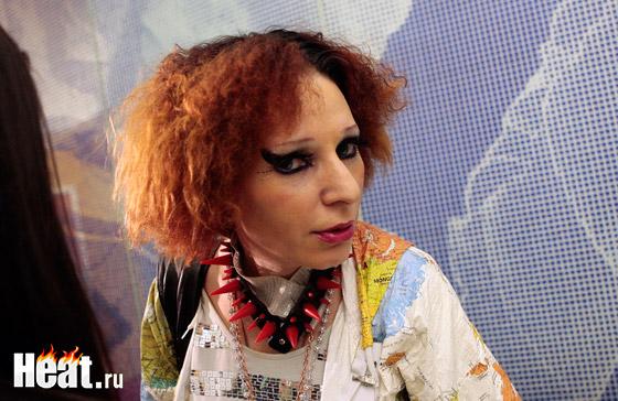 """За свои эпатажные образы Жанна Агузарова получила прозвище """"марсианка"""""""
