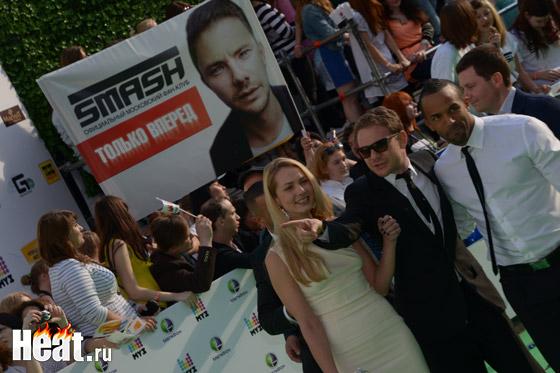 Винтаж и DJ Smash по мнению телезрителей сняли лучший клип года