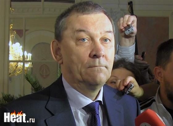 Новым руководителем стал Владимир Урин