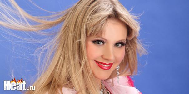 Певица Натали сейчас является самой популярной звездой корпоративов