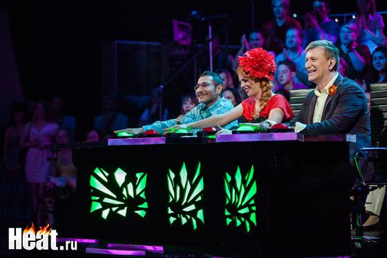 В членах жюри - Анастасия Стоцкая, Артур Гаспарян и Сергей Пенкин