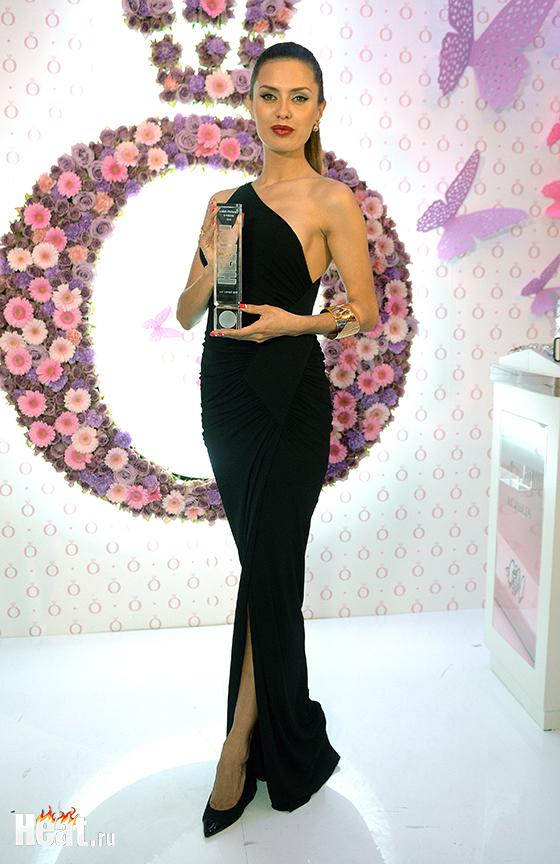 Виктория Боня победила в номинации Богемный шик