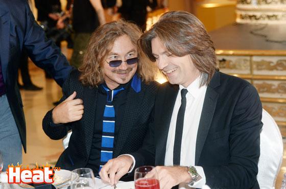 Игорь Николаев и Дмитрий Маликов