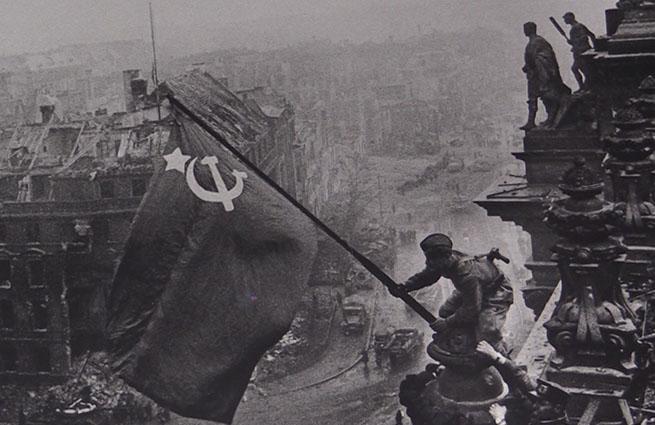«Знамя Победы над Рейхстагом». Сенсационная история фото