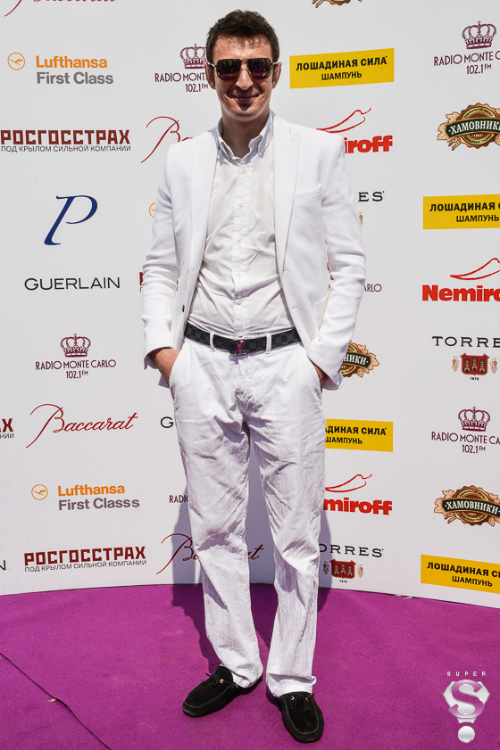 Актер Алексей Гаврилов