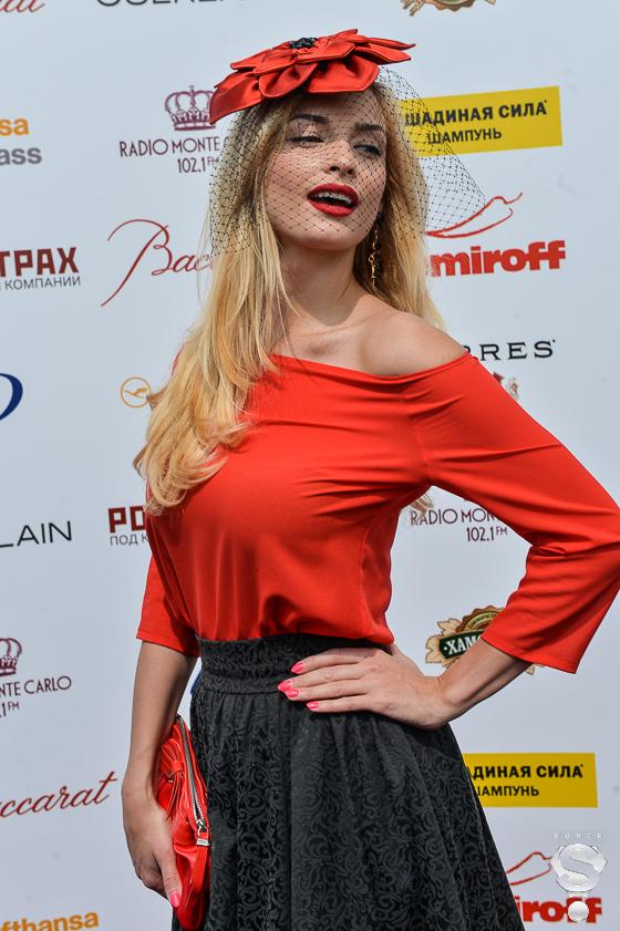 Певица Татьяна Котова