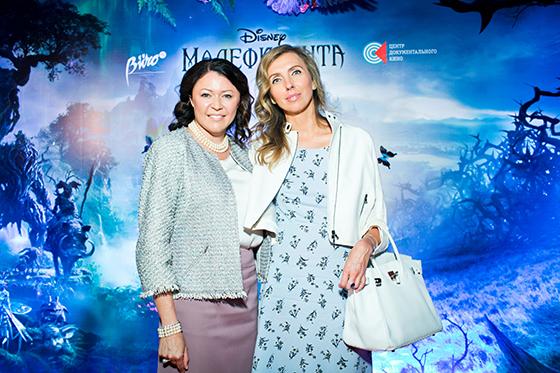 Марина Жигалова-Озкан (Disney) и Светлана Бондарчук