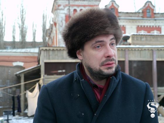 Актер Евгений Цыганов