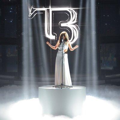 За время шоу Ирина Дубцова успела побывать в роли Тони Брэкстон