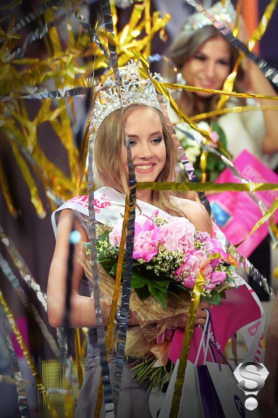 Победительница конкурса — Светлана Хохлова