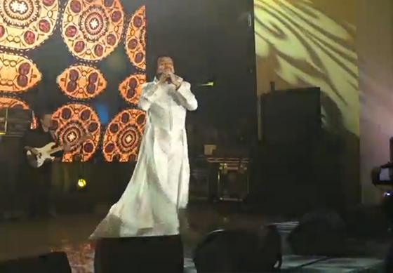 Певец Филипп Киркоров исполнил песню на лезгинском языке