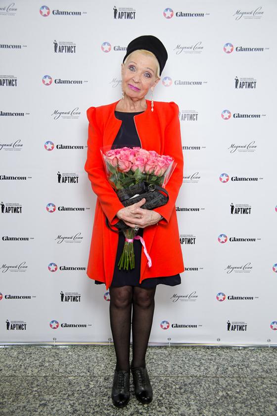 Актриса Светлана Светличная