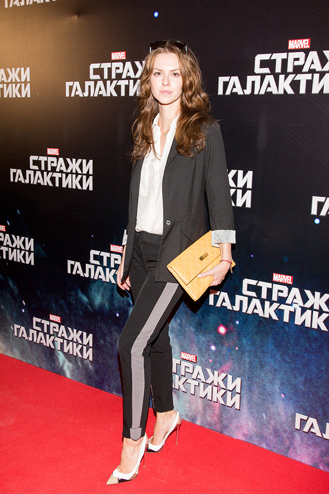 Актриса Лянка Грыу