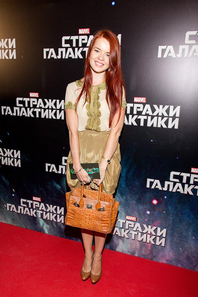 Актриса Елена Князева