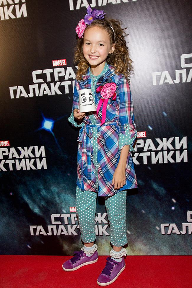 Певица Арина Данилова