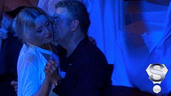 Анжелика Варум и Леонид Агутин негласно заслужили в этот вечер титул главной пары