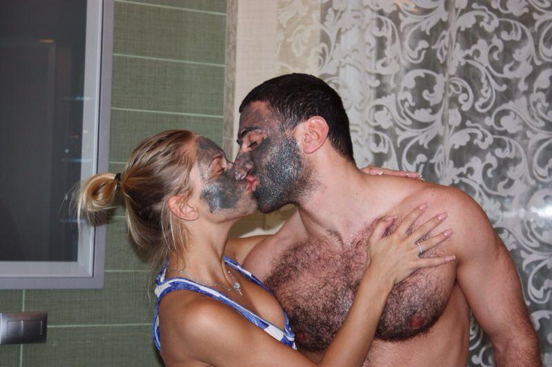 частное фото как мы с мужем развлекаемся