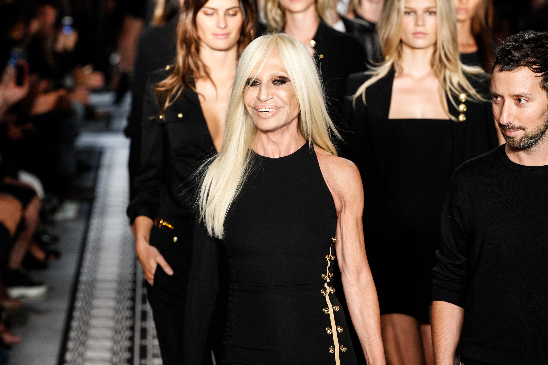 Донателла Версаче (Versace)