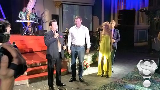 Кобзон лично поблагодарил Царева за визит